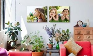 Up to 81% Off Custom Premium Canvas Wraps with Free Shipping