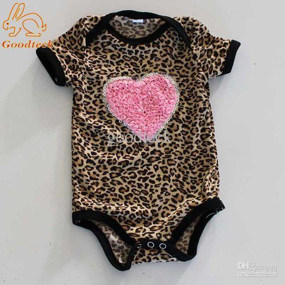 leopard print onsie!! <3