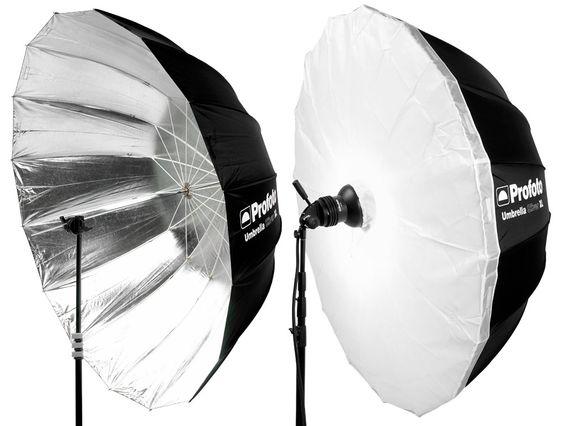 Welcome to Vegafoto. Profoto Umbrella Silver XL + Diffuser