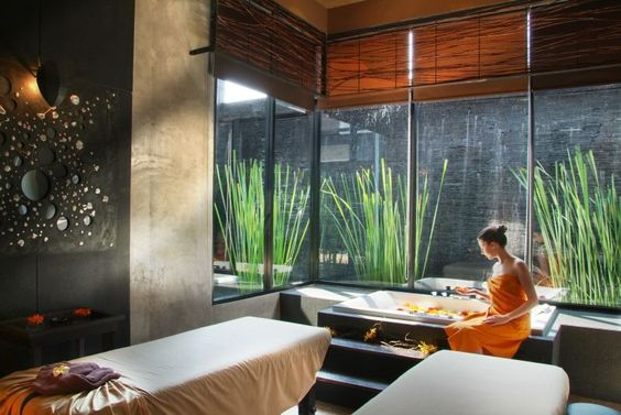Siam@Siam Design Hotel \ Spa (Bangkok) - Bilder  EWTC Spa - bambus mobel design siam kollektion sicis bilder