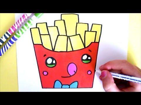 Susse Kawaii Bilder Zum Nachmalen Diy Zeichnen Youtube Kawaii Kawaii Anime Drawings