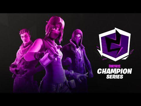 Fortnite Champion Series Youtube Fortnite Champion Series