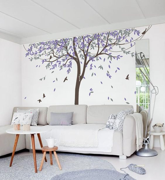 ... Wall Decals Etsy Home Design Interior. Custom ...