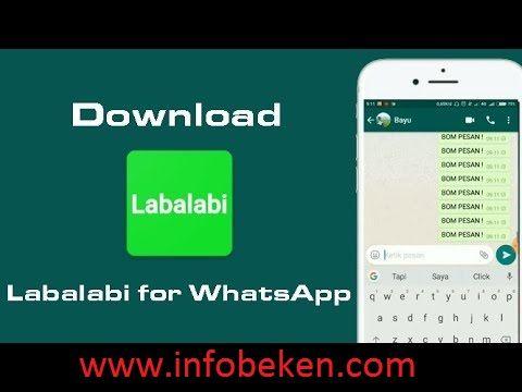Download Apk Labalabi For Whatsapp Terbaru 2020 Aplikasi Pesan Periklanan