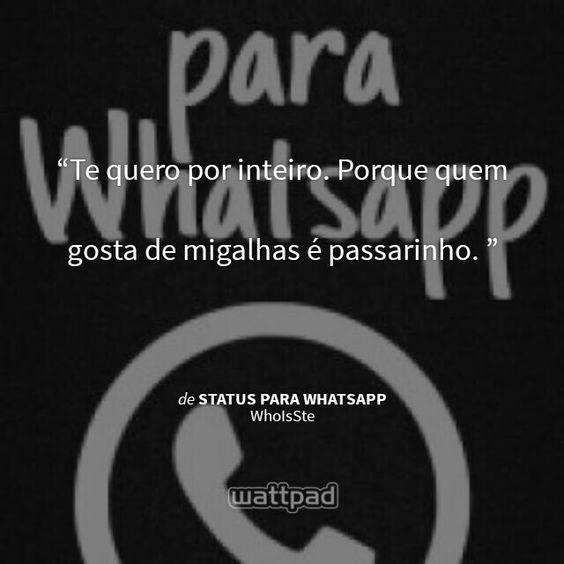 """Estou lendo """" Status para Whatsapp  no #Wattpad. #Nãoficção #Citação"""
