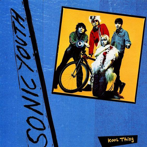 Sonic Youth – Kool Thing (single cover art)