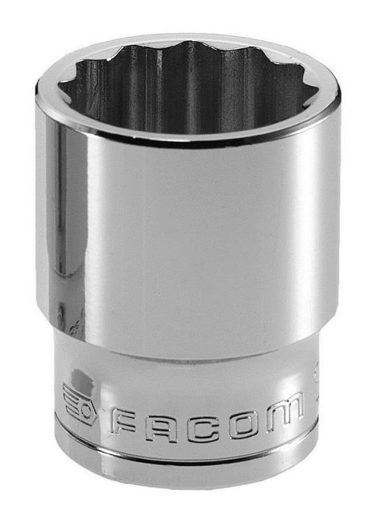 Facom SC.S.30 Douille 1//2 pouce 12 pans 30 mm