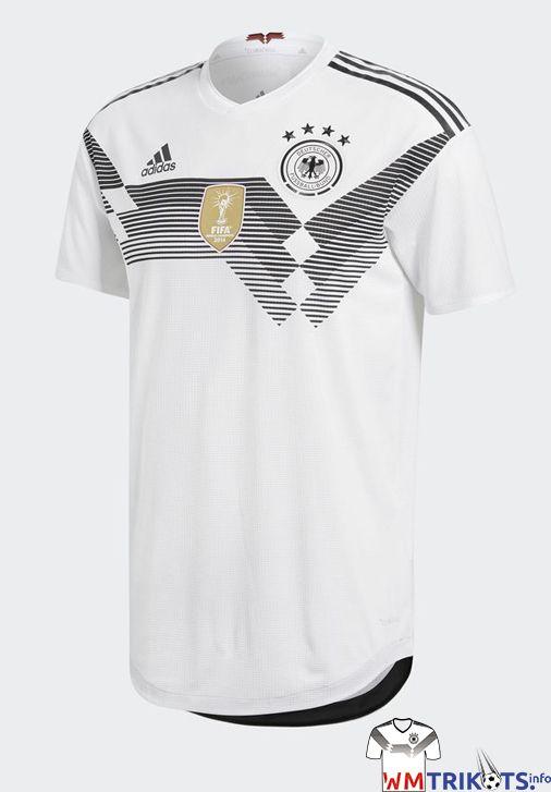 Heimtrikot Wm 2018 Fussball Trikot Deutschland Deutschland Trikot Dfb Trikot