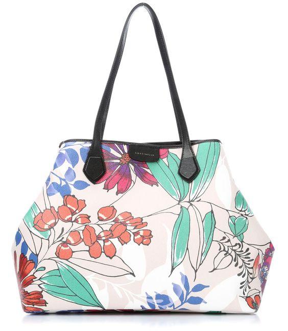 wardow.com - #Coccinelle, #summer, Miami Shopper mehrfarbig 40 cm