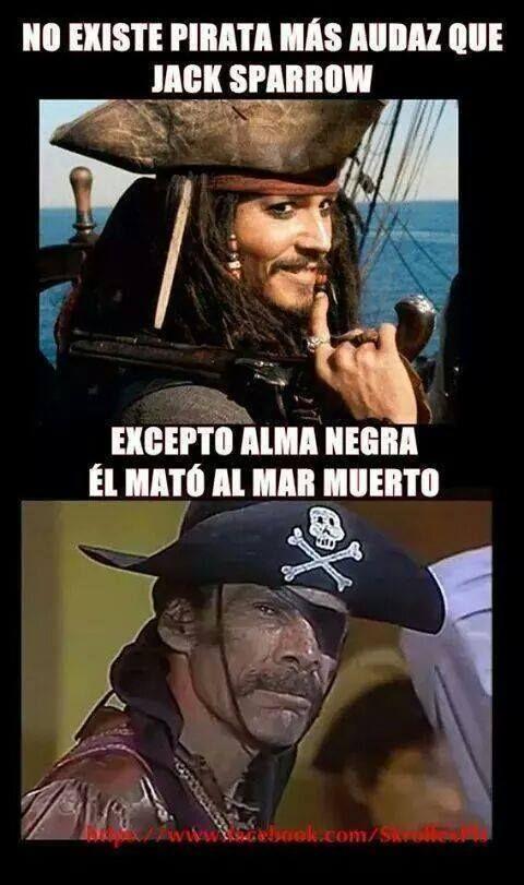 Don Ramon Chapolin Piratas Do Caribe Alma Negra