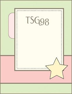 There She Goes Clear Stamps: TSG98 Sketch by Danielle