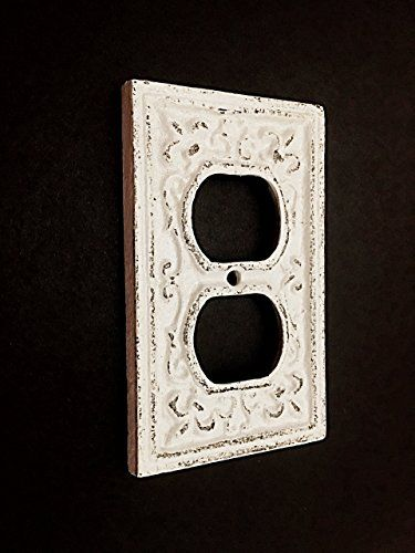 Cast Iron Decorative Electrical Outlet Plate Plug In Cov Https