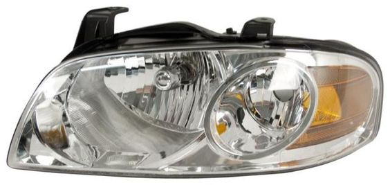 2004-2006 Nissan Sentra Headlamp LH