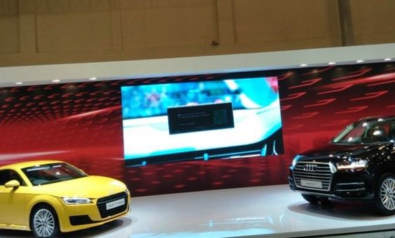 All-New Audi TT dan Q7 Rilis di GIIAS 2015 | BINTOM