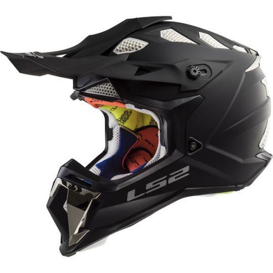 Ls2 Subverter Solid Helmet Motocross Helmets Bike Riding