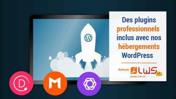 Creer Un Site Wordpress Solution Cles En Main Wordpress Tout Inclus Espace Web Illimite Domaine Fr Com Gratuit Outi Network Solutions Solutions Camping Gifts