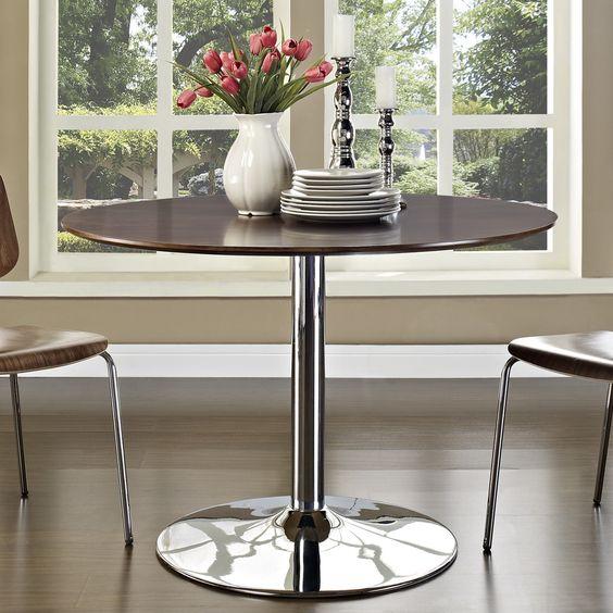 Modway Rostrum Dining Table | AllModern