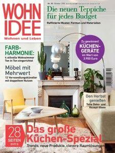 Bethge publication   Wohn Idee. October 2015.