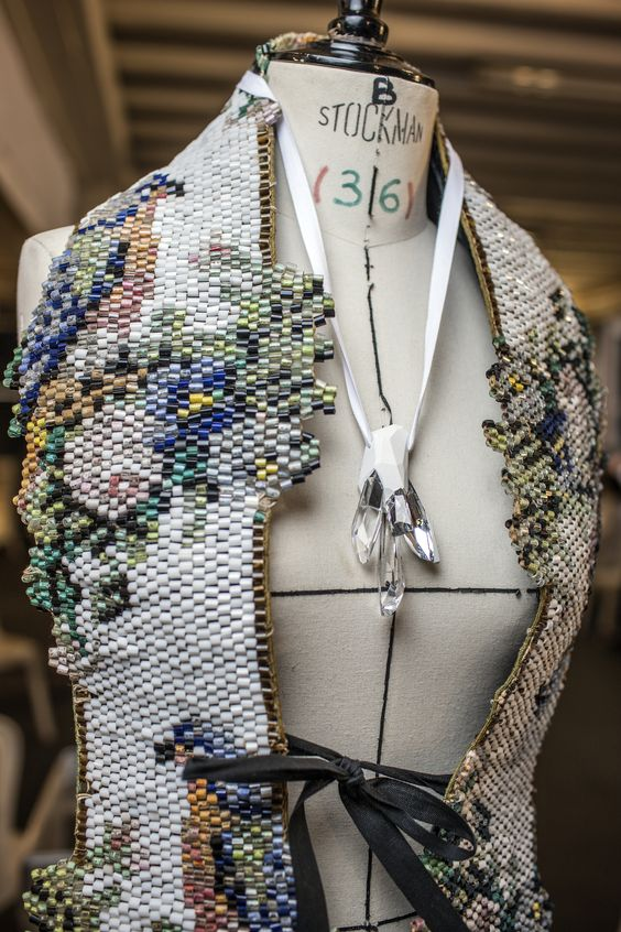 Maison martin margiela for atelier swarovski fall winter for Atelier swarovski by maison martin margiela