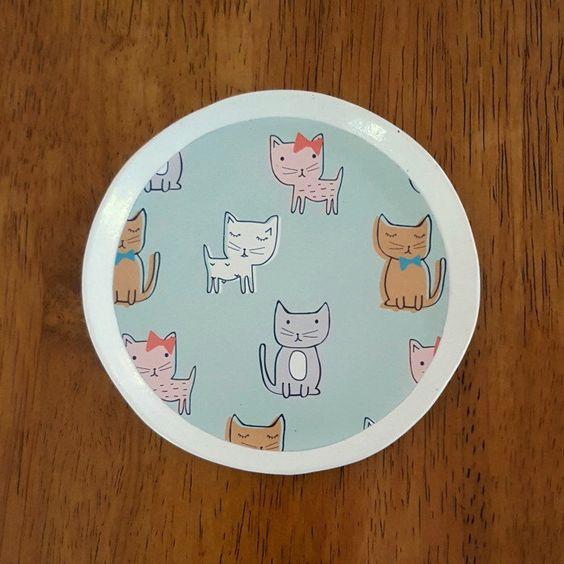 Plato de anillo de gato plato de gato joyería, tazón de fuente de la joyería, bandeja de baratija, plato de anillo de decoupage, depósito de la bebida, almacenamiento de joyería, plato de baratija, tazón de baratija de LittlePlumBlossom en Etsy https://www.etsy.com/es/listing/260610871/plato-de-anillo-de-gato-plato-de-gato