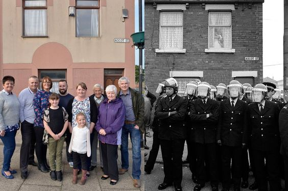 Miners' Strike 30 years on: Photographer returns to Durham pit ...