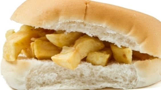 The chip butty deserves your love and respect.