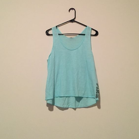 VS PINK TANK NO TRADES OR HOLDS. PINK Victoria's Secret Tops Tank Tops