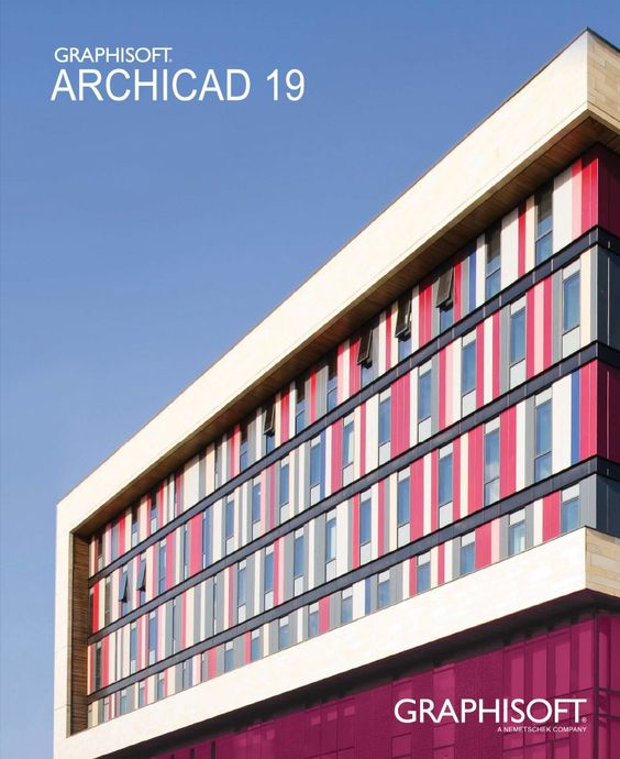 Download GraphiSoft ArchiCAD 19 Crack And Key Full Version