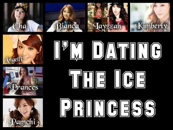 Im Dating The Ice Princess Story