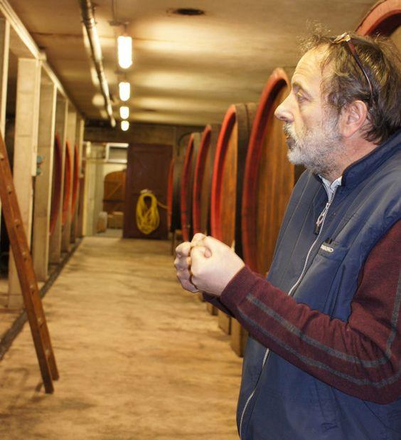 Philosophizing the Vines at Domaine de la Vieille Julienne, Chateauneuf du Pape