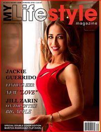 MyLifeStyle. December 2012 #JG #JackieGuerrido #CoverGirl #Latina #Latinastothetop #MyLifeStyle #fashion #NY