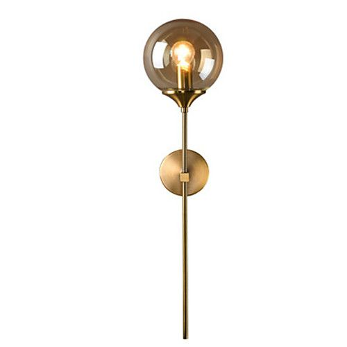 Modern Nordic Style Wall Lamps Sconces Bedroom Office Metal Wall Light 110 120v 220 240v In 2020 Metal Wall Light Wall Lamp Wall Lights