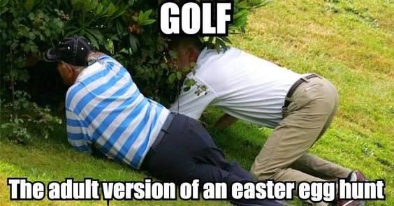 Seen a little bit of this tonight during our great Tuesday night League play!  ;)   #GolfKestrel