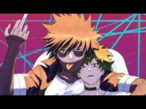 Dabi X Deku Ep 1 Youtube My Hero Academia Episodes Villain Deku My Hero Academia Manga