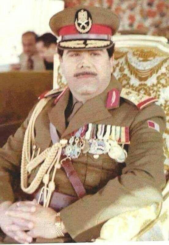 شهيد العراق البطل عدنان خير الله طلفاح Iraqi Army History Modern Warfare