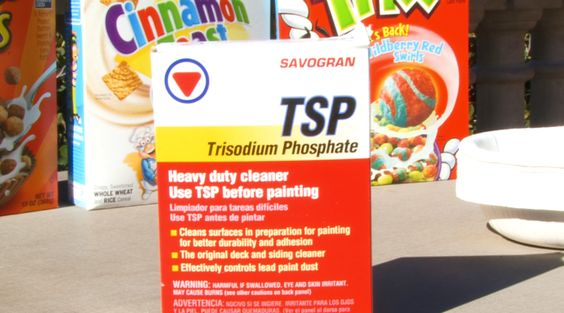 FDA Approved: Paint Thinner in Kid's Cereals