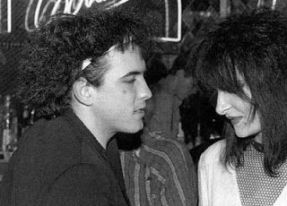 Robert and Siouxsie