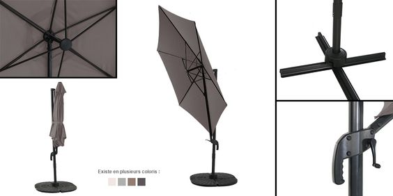 parasol excentr castorama simple parasol excentr castorama with parasol excentr castorama. Black Bedroom Furniture Sets. Home Design Ideas