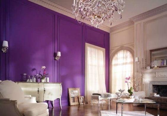 Abbinare due colori in una stanza (Foto) | Designmag