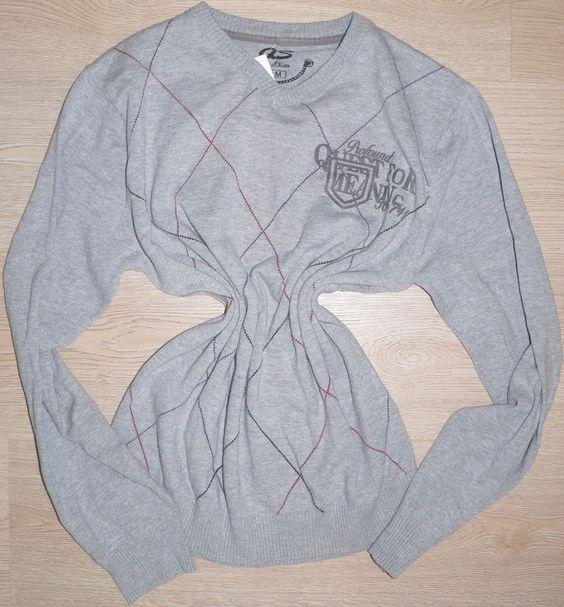 Eleganter Pullover von QS by s.Oliver Gr. M