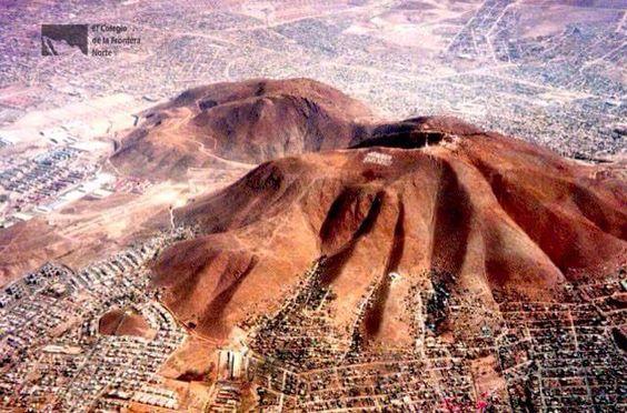 El Cerro Colorado