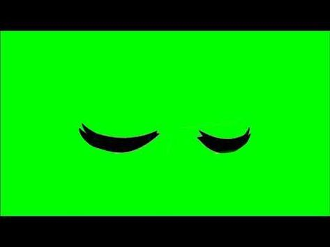 Free To Use Eyes Opening Gacha Life Youtube Green Screen Video Backgrounds Green Background Video Animation Background