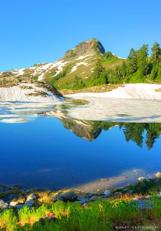 Lake Ann, North Cascades