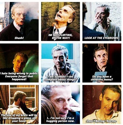 I'm Scottish! I can complain about things! a response to Doctor Who: Deep Breath - Sarah Bessey