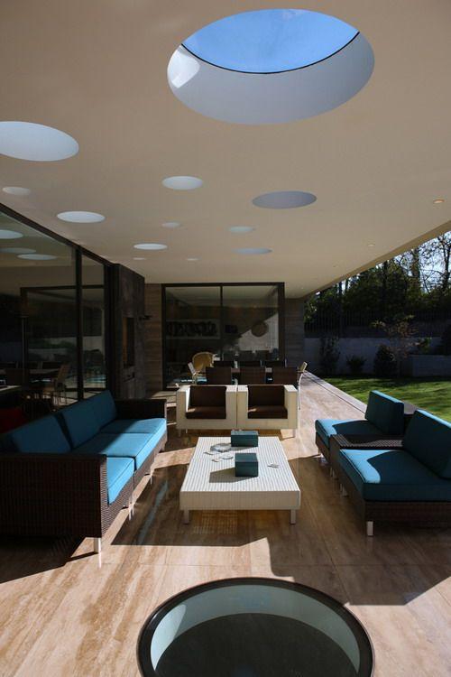 Casa 2 / Eduardo Berlin Razmilic, arquitecto chileno.