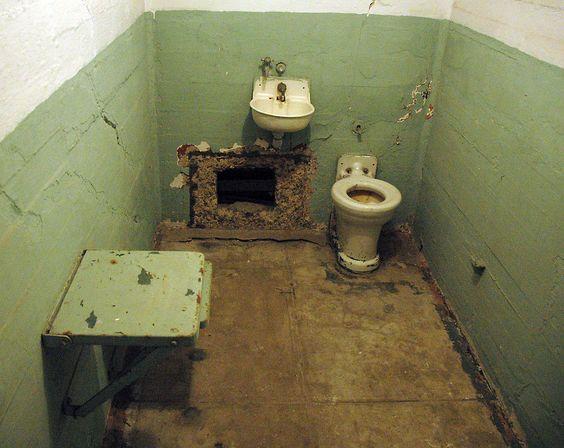 Toilette Alcatraz