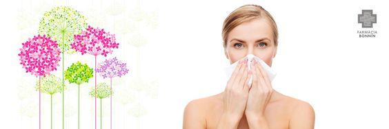 Otra de nuestras portadas sobre #alergias
