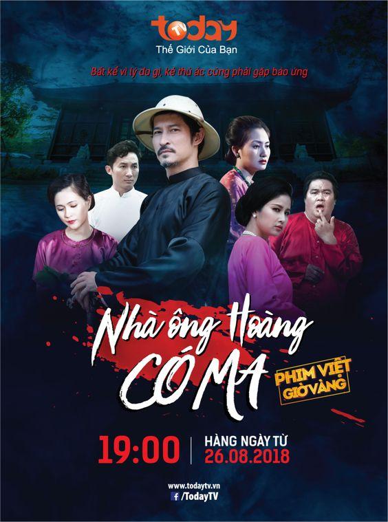 Phim Nhà Ông Hoàng Có Ma