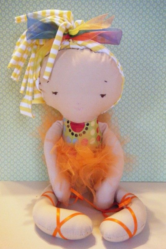 i love these dolls. she custom made ones for phin & haddie