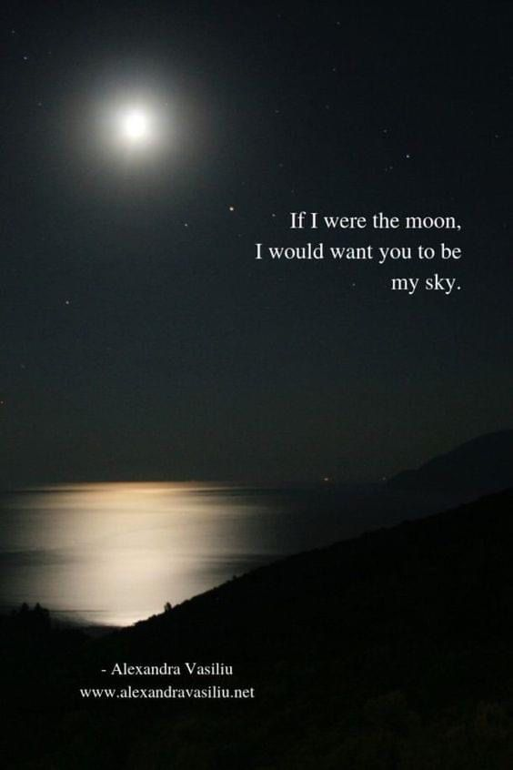 Pin By Dark Irish On Stay Wild Moon Child Moon Love Quotes Sky Quotes Distance Love Quotes